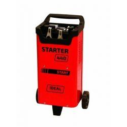 Akkumulátor töltő 12/24V Starter