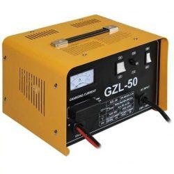 Akkumulátor töltő 12/24V 30/20A GZL-50