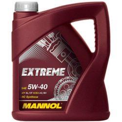 Mannol motorolaj Extreme 5W40 4L