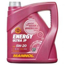 Mannol motorolaj 5W20 4L