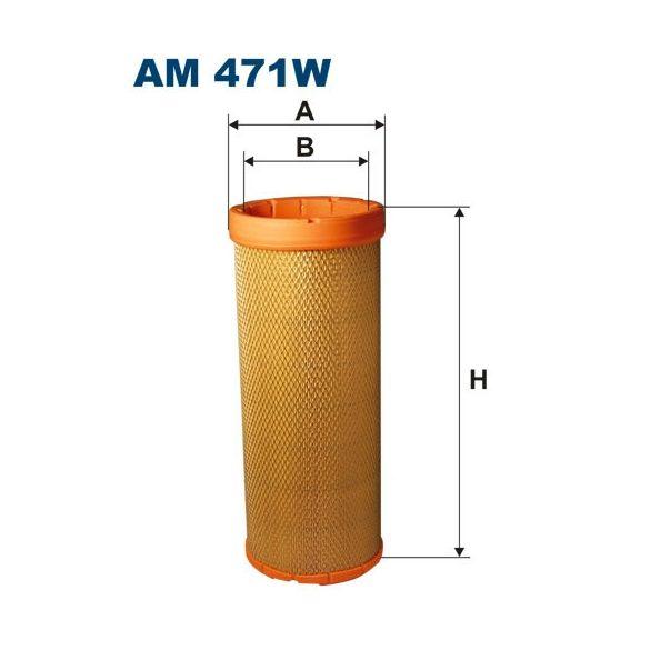 Filtron Levegőszűrő belső AM471W